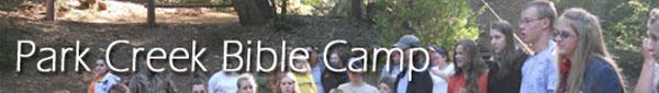 park creek bible camp button