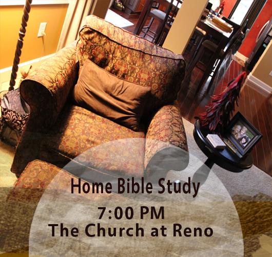 Home Bible Study The Church at Reno Nevada